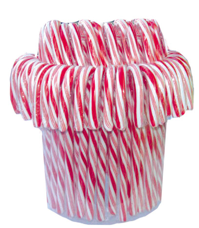 candy canes 28g